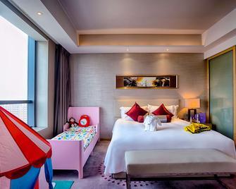 Grand Mercure Jinan Sunshine - Jinan - Bedroom