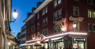 Hotel Alexander - Zúrich - Edificio