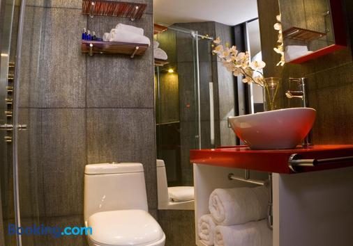Expo Suites Parque Central Bavaria - Bogotá - Bathroom
