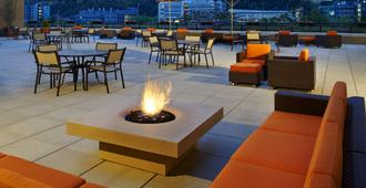 Hyatt House Pittsburgh South Side - Pittsburgh - Patio