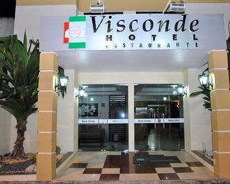 Visconde Hotel - Sobral - Gebäude