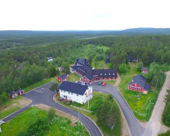 Hotel Hetan Majatalo - Enontekiö - Buiten zicht