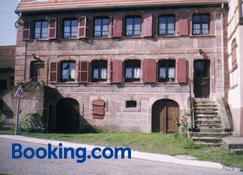 Chambre D'Hôtes Chez Nadine Hamm - Weiterswiller - Building