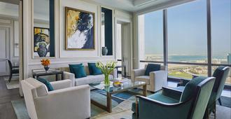 Four Seasons Hotel Bahrain Bay - מאנאמה - חדר שינה