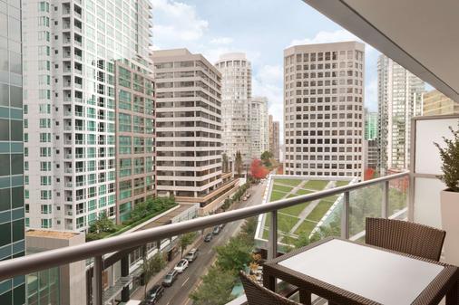 Shangri-La Hotel, Vancouver - Vancouver - Balcony
