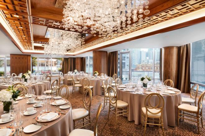 Shangri-La Hotel Vancouver - Vancouver - Sala de banquetes