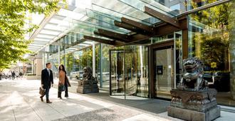溫哥華香格里拉大酒店 - 溫哥華 - 建築