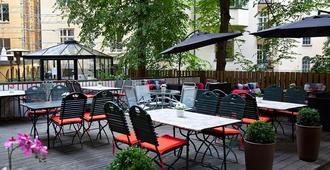 Best Western Hotel Karlaplan - Stockholm - Patio