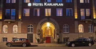 Best Western Hotel Karlaplan - Estocolmo - Edificio