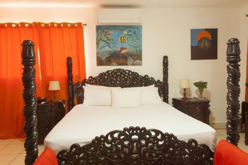 大天使酒店 - 馬拿瓜 - 馬拿瓜 - 臥室