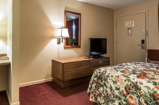 Rodeway Inn - Jackson - Bedroom