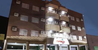 Hotel Portucali - ריבראו פרטו - בניין