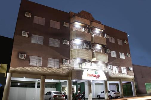 Hotel Portucali - Ribeirão Preto - Building