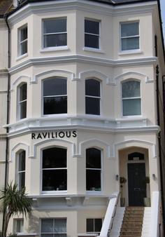 Ravilious - Eastbourne - Building