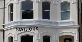 Ravilious - Eastbourne - Building