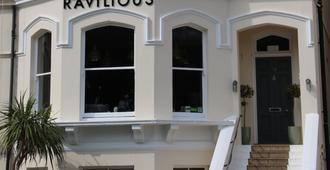 Ravilious - Eastbourne - Edificio