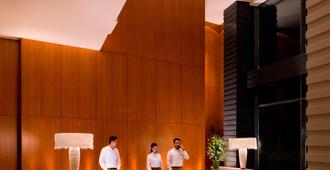 Courtyard by Marriott Hyderabad - Hyderabad - Front desk