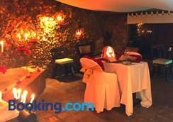 Hotel Iguaque Campestre Spa & Ecolodge - Villa de Leyva - Εστιατόριο