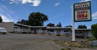 Parkview Motel - Kamloops - Building