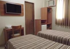 Hotel Guarumar - Guarujá - Bedroom