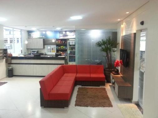 Hotel Guarumar - Guarujá - Lobby