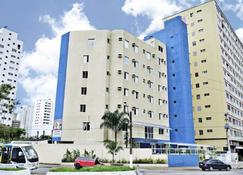 Hotel Guarumar - Guarujá - Edificio