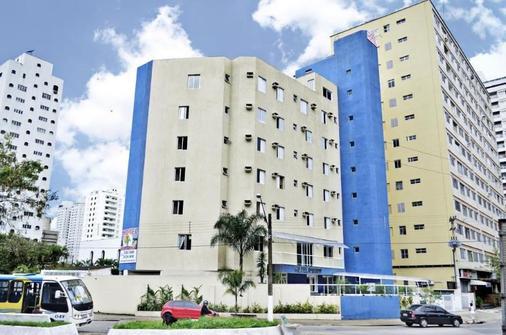 Hotel Guarumar - Guarujá - Rakennus