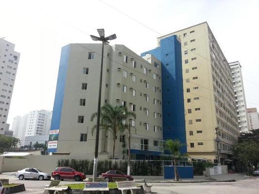 Hotel Guarumar - Guarujá - Κτίριο