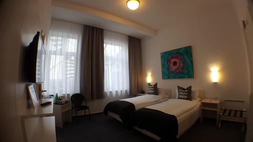 Hotel Keil - Wilhelmshaven - Bedroom