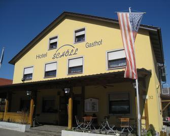Landhotel Schöll - Parsberg - Gebouw