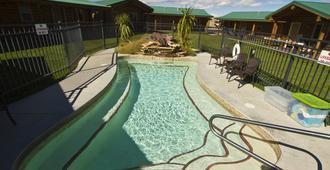 科迪牛仔村 - 寇迪 - 科迪 - 游泳池