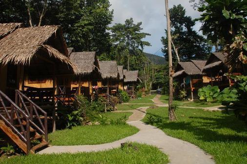 叢林花園飯店 - 象島 - 建築