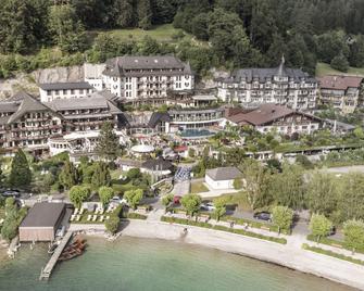 Hotel & Spa Ebner's Waldhof am See - Fuschl am See - Außenansicht