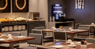 AC Hotel Gijón by Marriott - חיחון - מסעדה