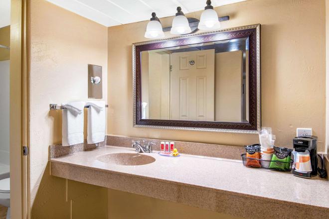 Econo Lodge Inn & Suites - Durango - Kylpyhuone