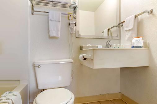 丹佛市中心品質飯店 - 丹佛 - 浴室