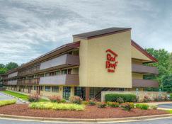 Red Roof Inn Chapel Hill - UNC - Дарем - Здание
