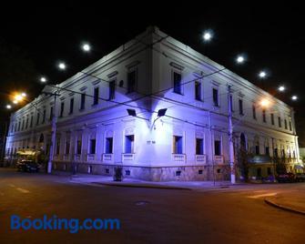 Palace Hotel de Caxambu - Caxambu - Building