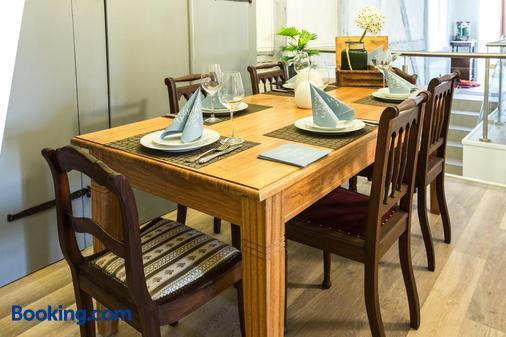 Pension Artem Orbis - Jena - Dining room