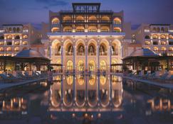 Shangri-la Hotel Qaryat Al Beri, Abu Dhabi - Abu Dhabi - Byggnad