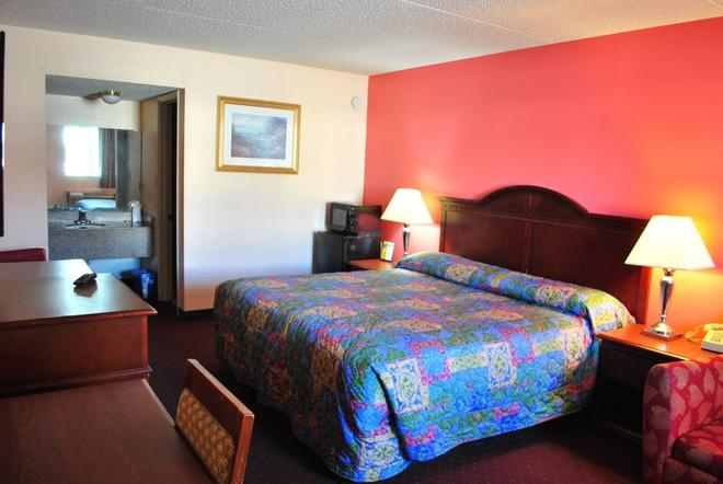 Coconut Grove Motor Inn - Панама-Сити-Бич - Спальня