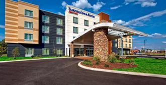 Fairfield Inn and Suites by Marriott Jackson - Jackson - Building