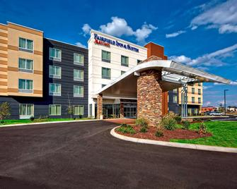 Fairfield Inn and Suites by Marriott Jackson - Jackson - Gebäude