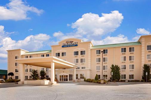 Baymont by Wyndham Grand Rapids SW/Byron Center - Grand Rapids - Rakennus