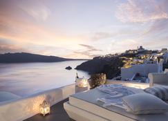 Katikies Kirini Santorini - The Leading Hotels Of The World - Fira - Außenansicht