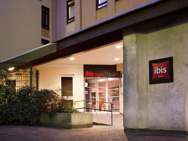 ibis Annecy Centre Vieille Ville - Annecy - Rakennus