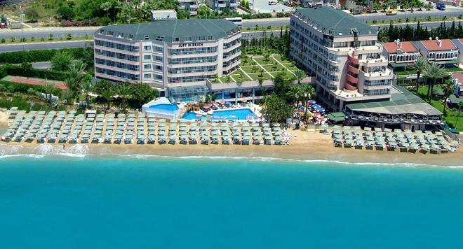 阿斯卡海灘酒店 - 式 - 阿蘭雅 - 阿薩拉爾 - 建築