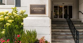 Candlewood Suites Mobile-Downtown - Mobile - Gebouw