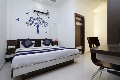 Hotel Riviera - Āgra - Bedroom