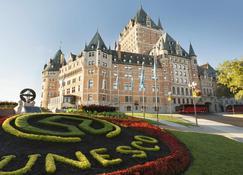 Fairmont Le Chateau Frontenac - Quebec - Stue